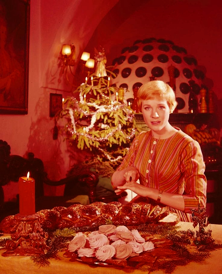 julie andrews christmas